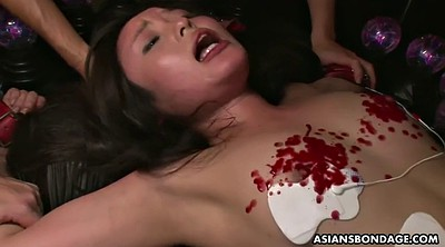 Japanese bdsm, Japanese torture, Electric, Asian bdsm, Wax, Japanese hairy