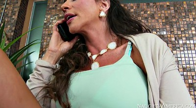 Phone, Milf solo, Big clits, Ariella ferrera, Solo talk, On phone