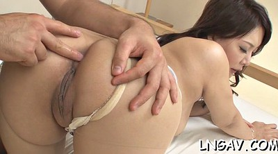 Lips, Spread, Japanese pussy