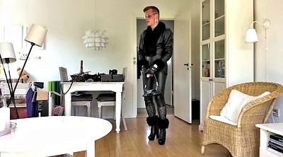 Leather, Leather gay