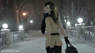 Walking, City, Walk, Public flashing, Jeny smith, Flashing