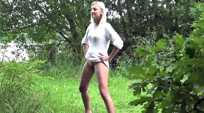 Interracial compilation, Peeing, Outdoor pee, Pissing lesbians