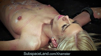 Pain, Wax, Waxing, Painful, Black slave, Suspended