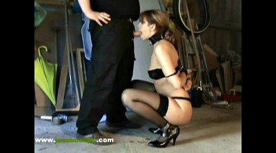 Caught, Tied up, Tie, Gagged, Deliver, Heels fuck