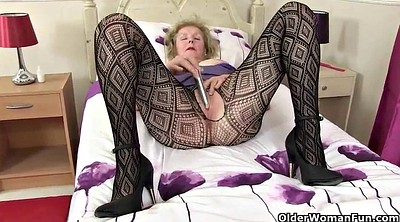Treat, Pantyhose mature, Mature pantyhose, Old milf