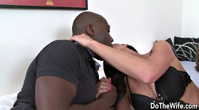 Lick, Interracial wife