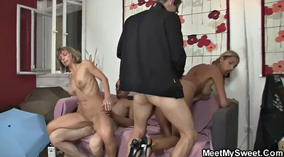 Granny blowjob, Granny group, Visit, Sons girlfriend, Mature couples, Granny son