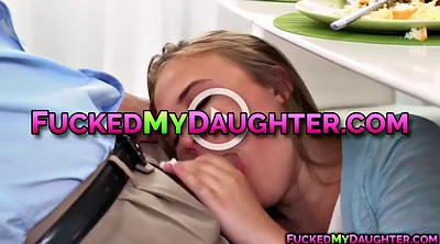Teen daughter