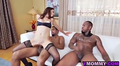 Interracial, Mommy