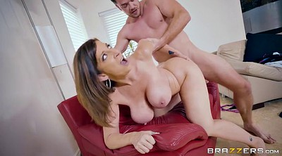 Brazzers, Sara jay, Mommy got boobs, Sara jay anal, Ass licked