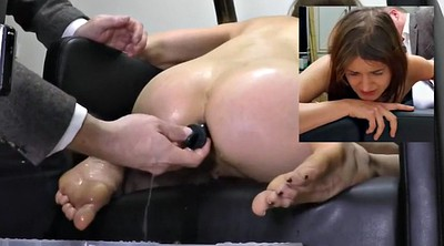 Enema, Enemas, Finger anal, Anal enema