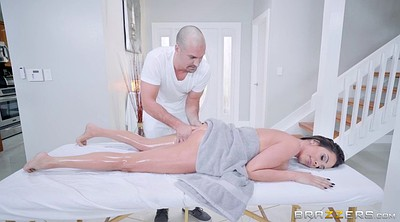 Boob massage, Oil massage, Ariella ferrera, Ferrera, Big boob