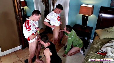 Foursome, Gay hot
