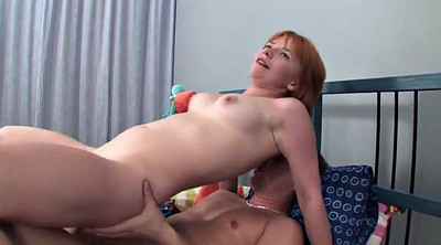 Redhead, Casting anal
