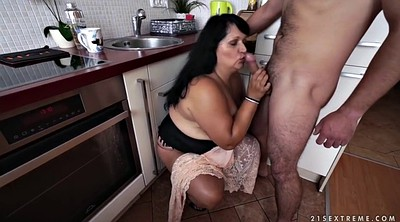 Mature bbw, Mature doggy, Bbw anal, Ass licking