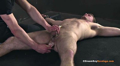 Torture, Nipple play, Big nipples, Uncut, Gay spanked, Gay spank