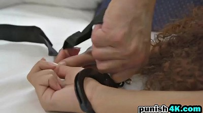 Forced, Tied handjob, Teen forced, Punished, Force