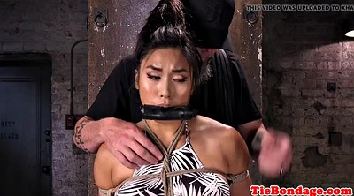 Asian bondage, Hogtied, Choke, Hogtie