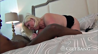 Granny interracial, Amateur interracial