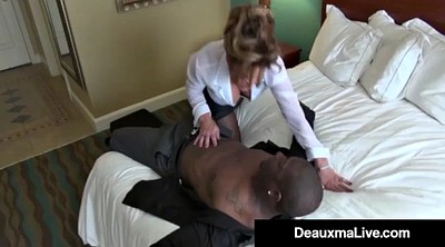Secretary, Ebony mature