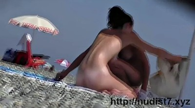 Voyeur, Beach voyeur, Teen hidden, Nudists