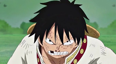 One piece, Animated