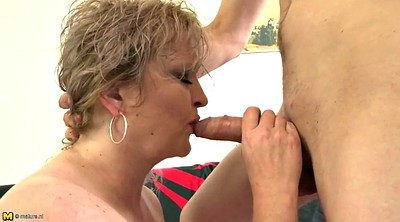 Mom and boy, Matures, Mom boy