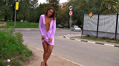 Flashing, Road, Pussy flash
