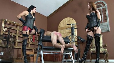 Caning, Brutal, Strap on, Femdom spank, Caned