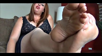 Nylon feet, Nylons, Bbw foot