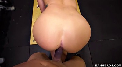 Hairy interracial, Keisha grey