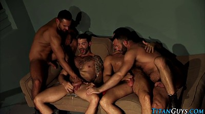 Orgy, Gay sex, Spray, Group gay, Groups