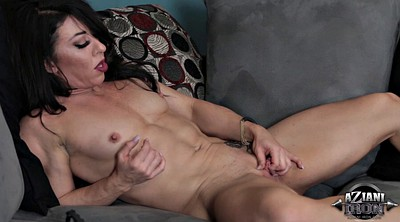 Muscle, Mature solo, Muscled milf