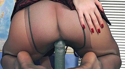 Mature pantyhose, Mix, Mixed