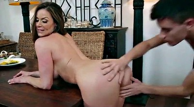 Kendra lust, Step, Mother son, Step son, Step mother, Fucking