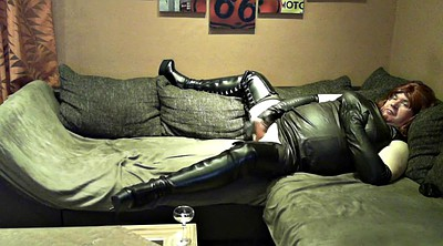 Gays, Leather gay, Leather boots, German boots