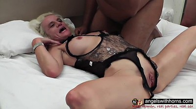 Milf, Granny lesbian, Old lesbian, Black lesbians, Young and old, Young black