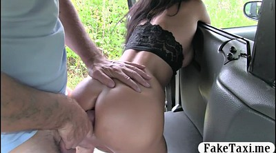 Taxi, In car, Cab, Taxi anal, Public fingering