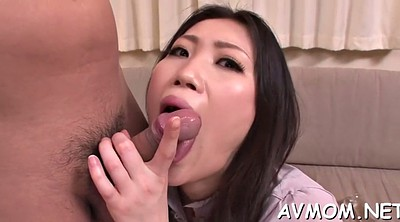Japanese mature, Japanese mature blowjob, Asian mature, Mature blowjob