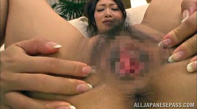 Asian orgasm, Asian hairy, After