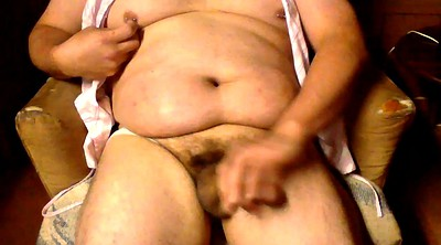 Gay, Crossdresser, Big nipples, Gay nipple