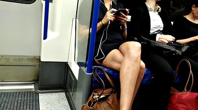 Mature feet, Hidden cam