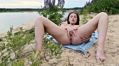 Teen solo outdoor
