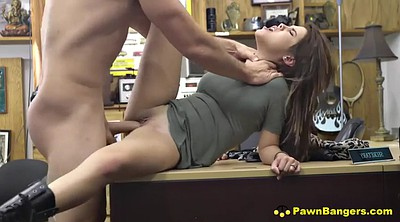 Pawn, Busty babe, Pawn shop, Shopping