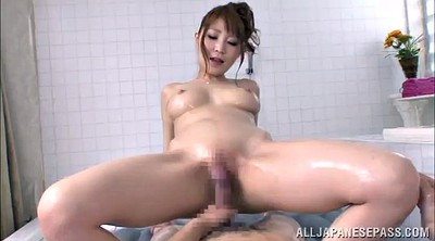 Asian blowjob, Bathroom