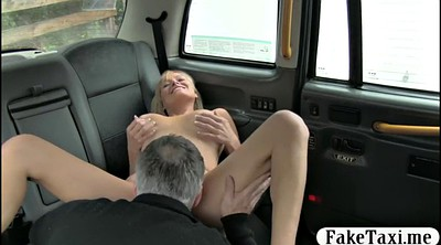 Boobs, In the car, In public