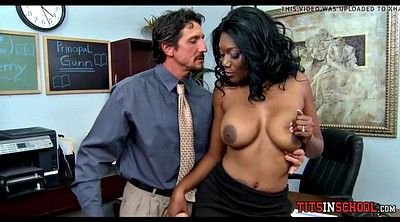 Teacher, Interracial, School