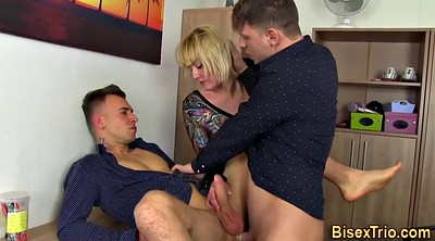 Gay anal, Anal threesome