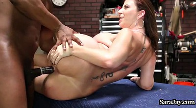 Sara jay, Sara, Carly g, Mechanic, Garage
