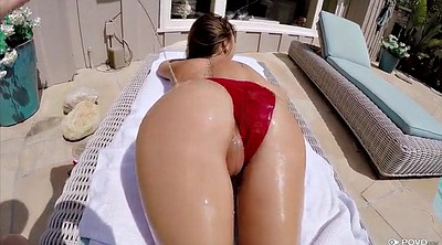 Riley reid, Pov riding
